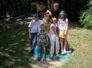 1 июня. В детском парке.